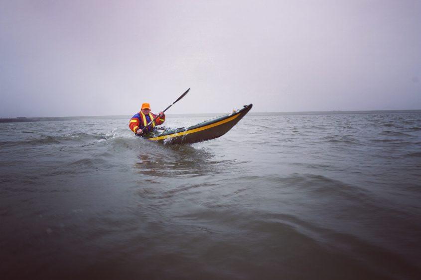 Eckehard in der Welle